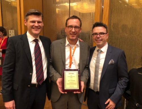 Passauer Dienstleistungsforscher erhält Emerging Service Scholar Award
