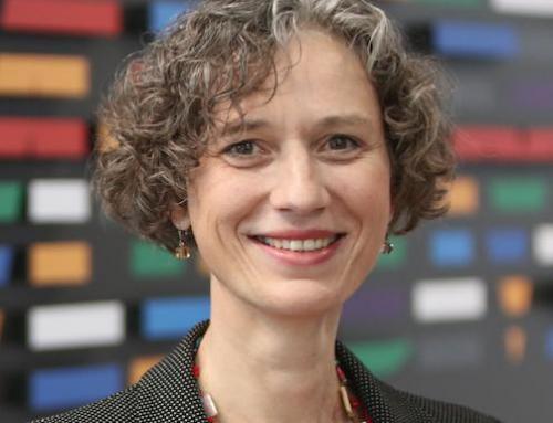 Keynote von Andrea Martin auf der Dienstleistungstagung 2019